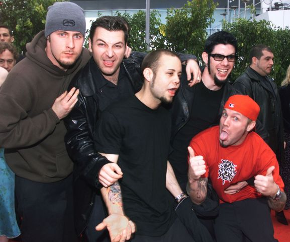 LIMP BIZKIT The Grammy Awards in Los Angeles