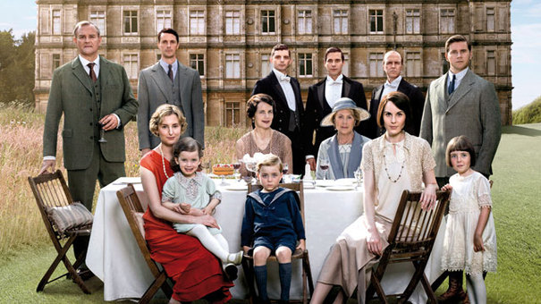 Downton takes on Walford in TV ratings battle