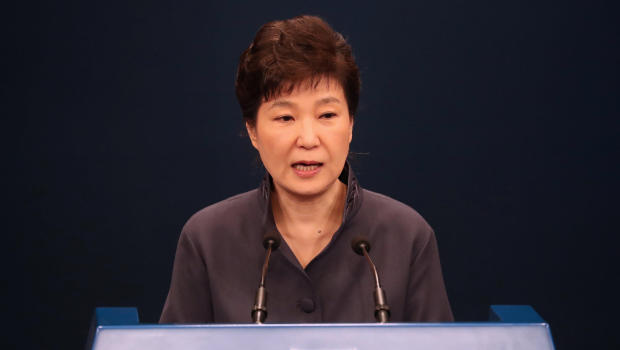 South Korean president conspired with her friend, prosecutors say