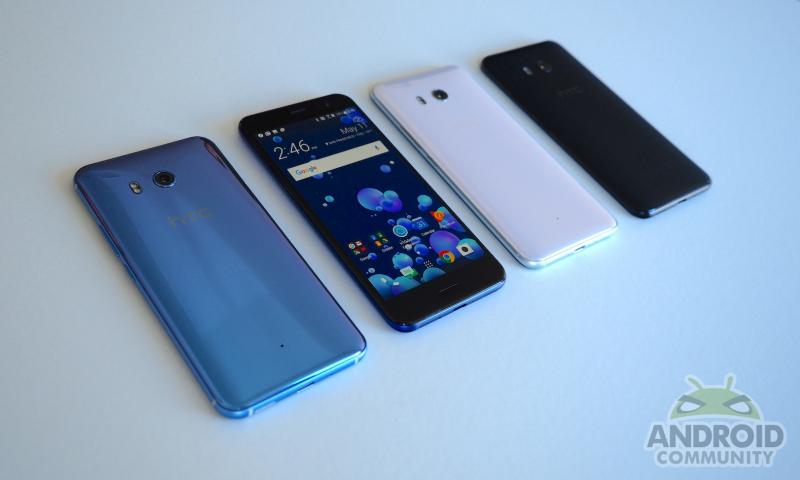 HTC U11 Hands-on squeezing every last measure available                    By Juan Carlos Torres