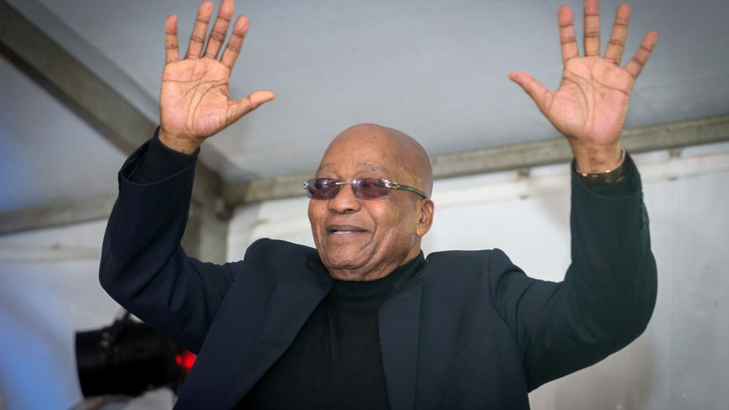 Time's Running Out for South Africa's Zuma